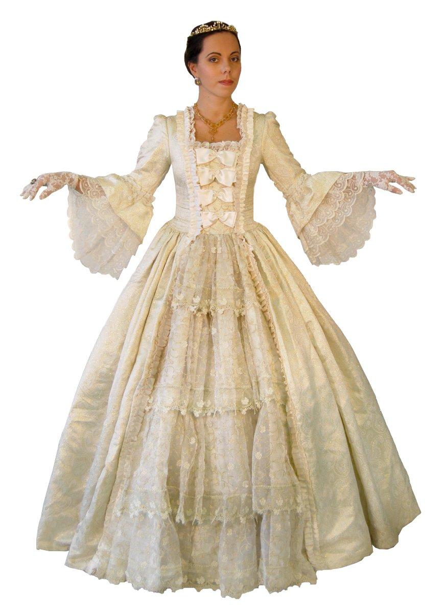 Платье как у принцессы своими руками