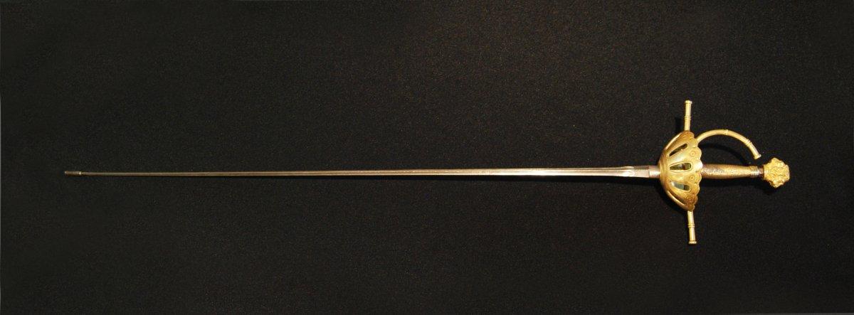 История меча от первобытного человека и до наших дней