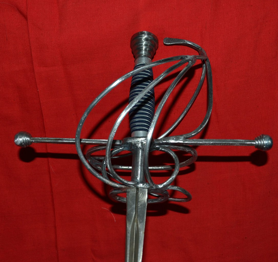 Как сделать эфес меча